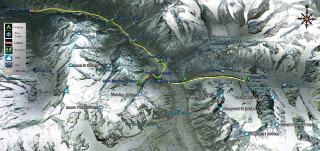 Gangotri Map