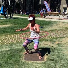 Hula Hooping Can Infuse Your Practice with Fun and Laughter
