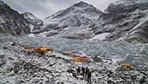 Trek to Everest Base Camp, Nepal