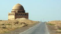 Drive the Silk Route,Uzbekistan and Turkmenistan