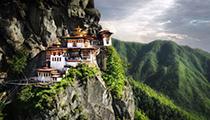 Meditate in Tiger's Nest Monastery, Bhutan