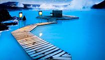 Soak in Blue Lagoon, Iceland