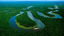 Cruise theAmazon River, Brazil and Peru