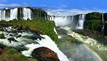 Get Wet atIguazu Falls, Argentina