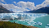 Traverse the Northern Patagonian Ice Field, Chile